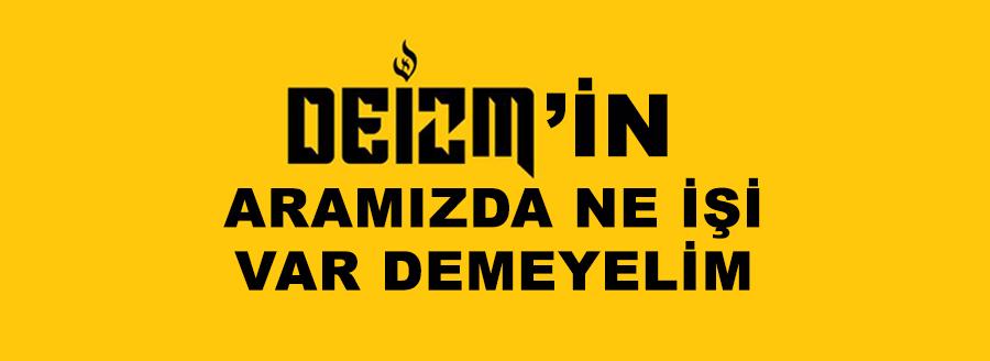 Bildergebnis für DEİZM